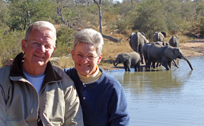 Joe and Jan McDaniel